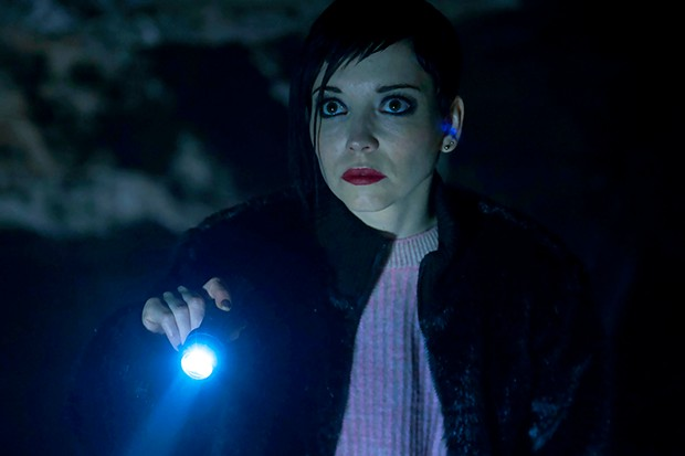 The City and the City - Marama Corlett as Rebecca