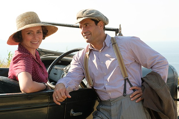 The Durrells - Louisa and Spiro