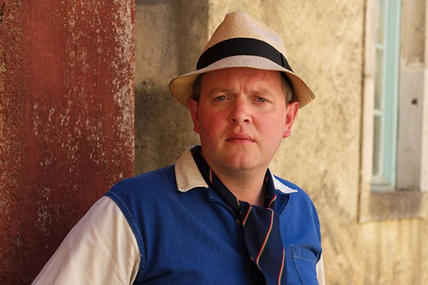 The Durrells Miles Jupp plays Basil