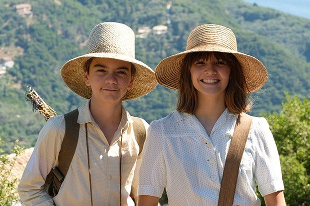 The Durrells - Olivia Lebedeva-Alexopoulou as Gerry's friend Galini