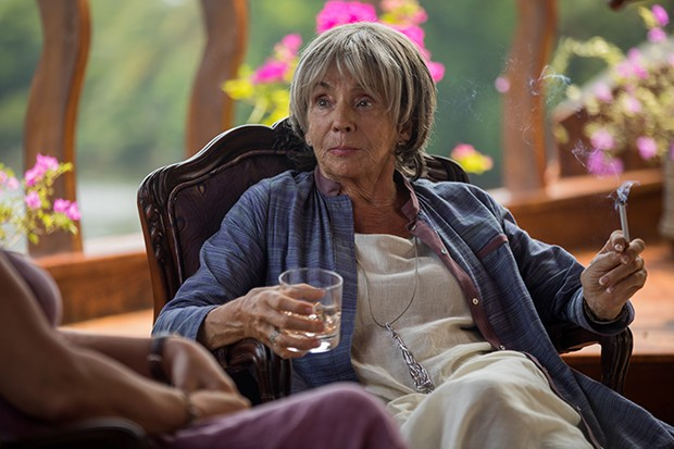The Good Karma Hospital - Sue Johnston plays Virginia