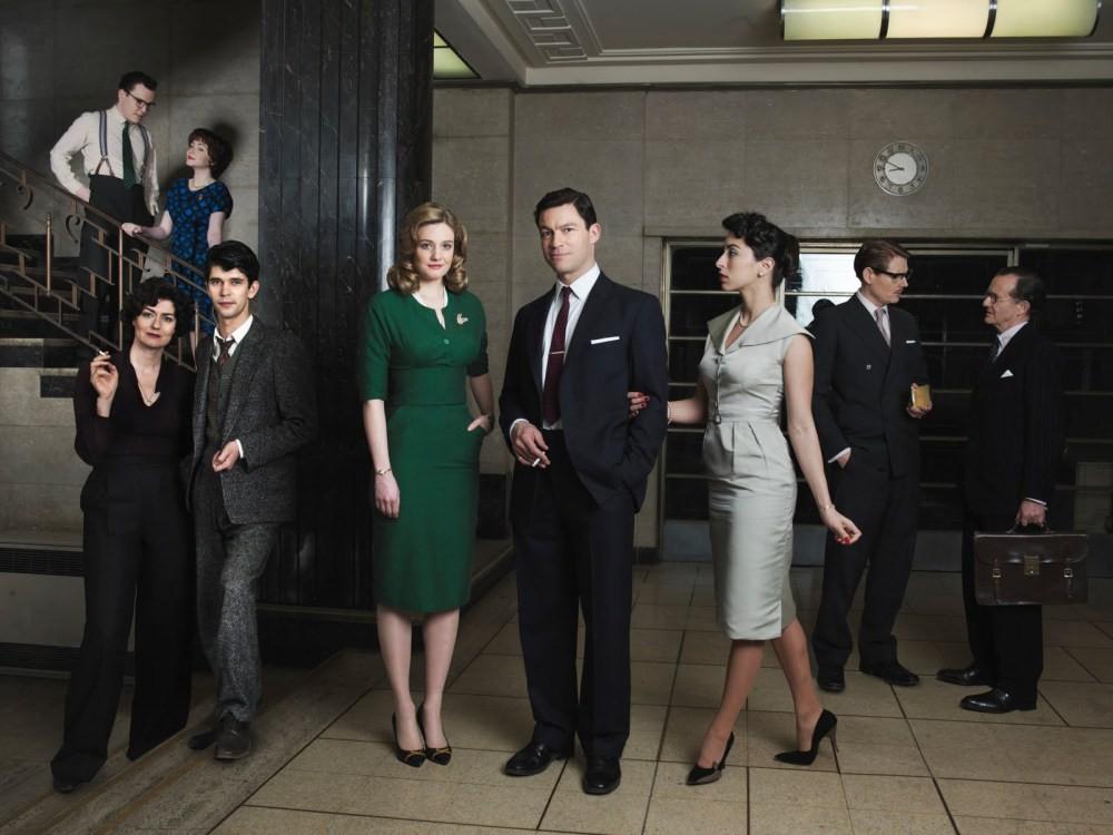 The Hour, BBC publicity, BD