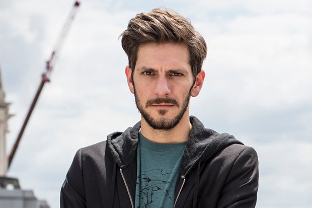 The Split - Mathew Baynton plays Rex Pope