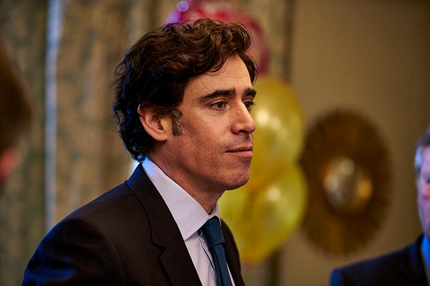 The Split - Stephen Mangan as Hannah's husband Nathan