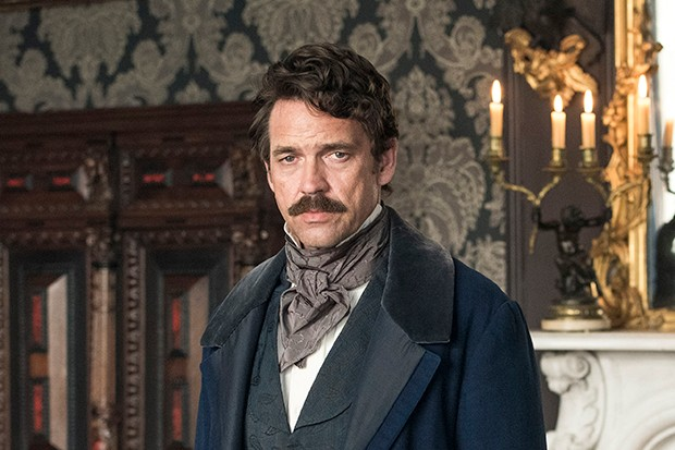 The Woman in White - Dougray Scott plays Laura's fiance Sir Percival