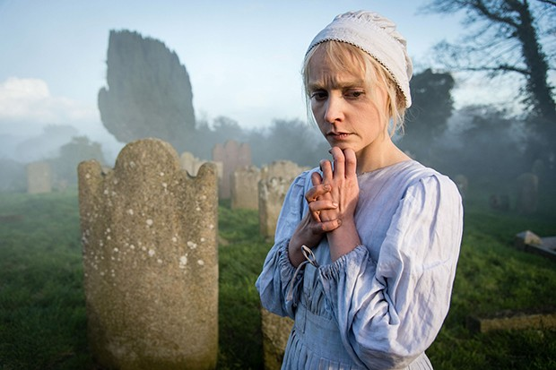 The Woman in White - Olivia Vinall plays Anne