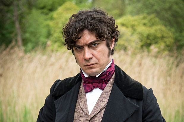 The Woman in White - Riccardo Scamarcio plays Count Fosco