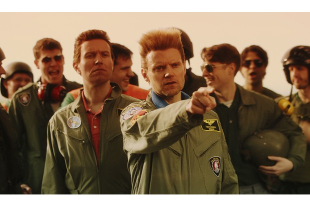 Keith and Paddy Picture Show - Top Gun Marc Warren