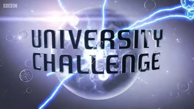 University Challenge logo