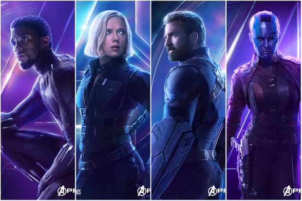 Avengers Infinity War Meet The Cast Full Guide To Actors And