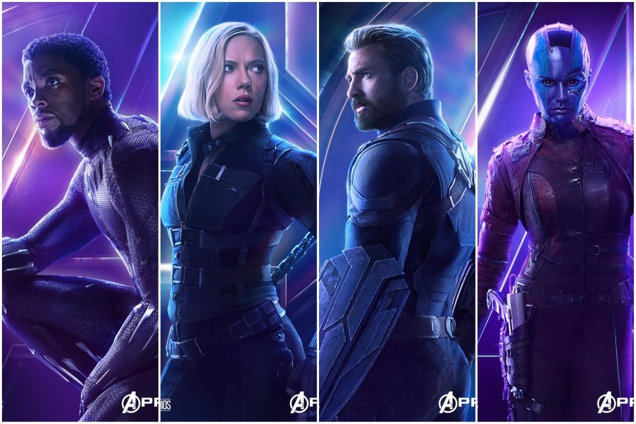 Marvel, JG