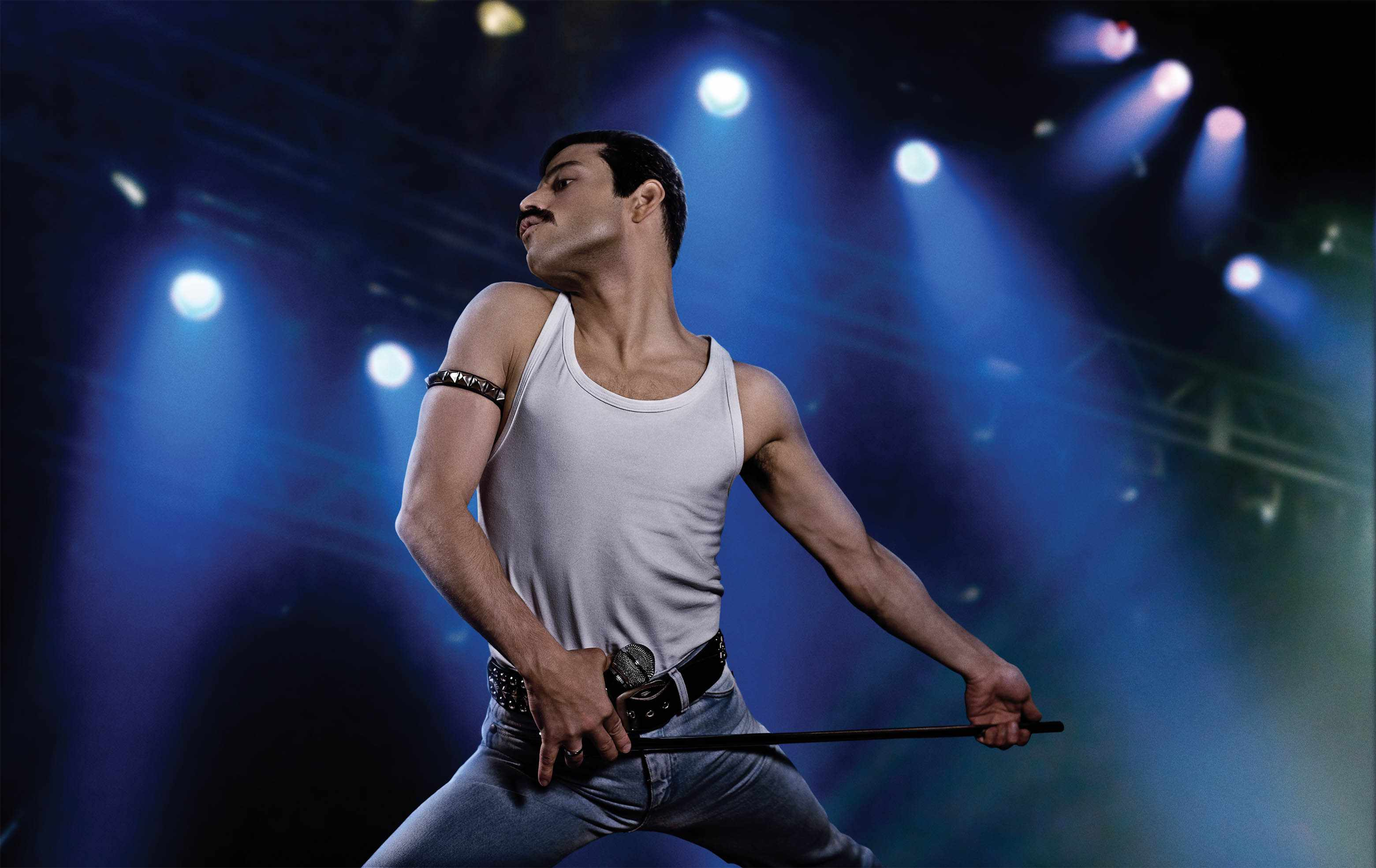 "Rami Malek as the rock icon Freddie Mercury in the upcoming 20th Century Fox/New Regency film ""BOHEMIAN RHAPSODY."""