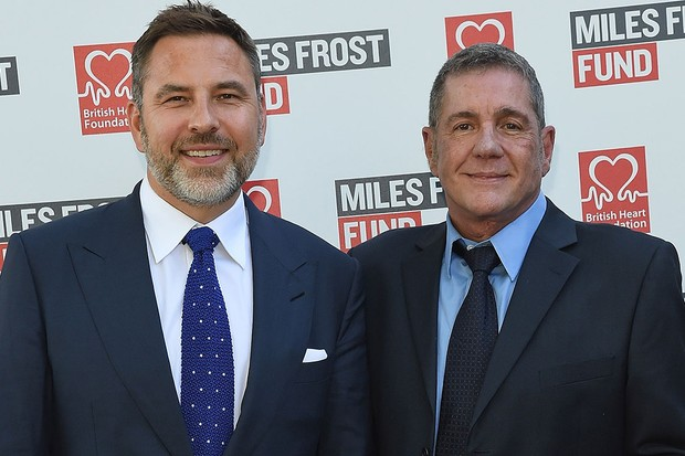 Dale Winton and David Walliams, Getty, SL