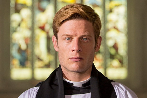James Norton in ITV's Grantchester (ITV, JG)