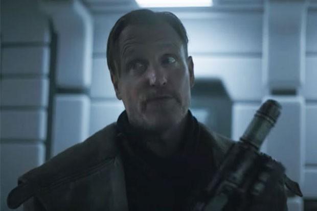 Woody Harrelson as Beckett in Solo: A Star Wars Story, YouTube, SL