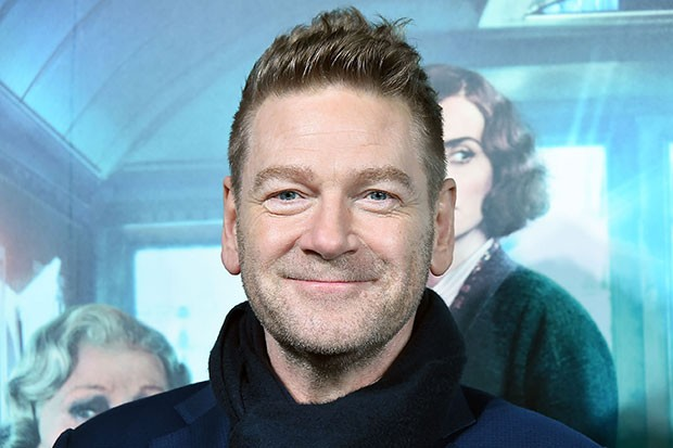 Kenneth Branagh, Getty, SL