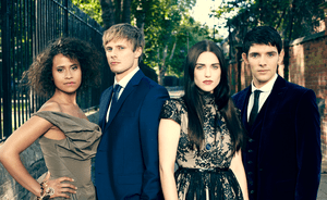 Merlin - what time is it on TV? Episode 7 Series 5 cast list