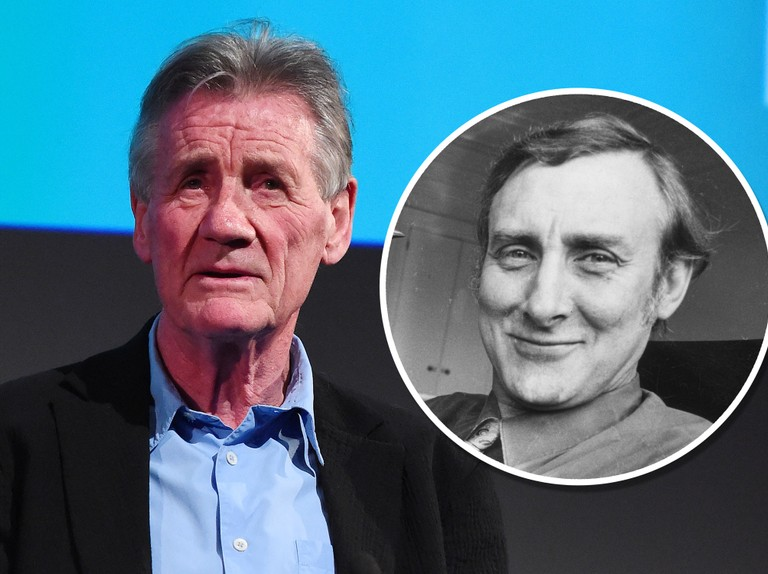Michael Palin Pays Tribute To His Comedy Hero Spike Milligan Radio Times