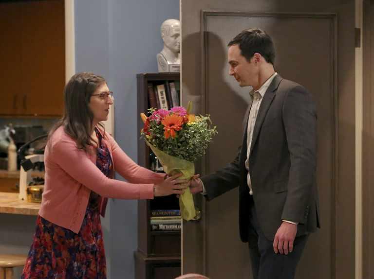 Big Bang Theory reunion for Jim Parsons and Mayim Bialik in Miranda remake for US