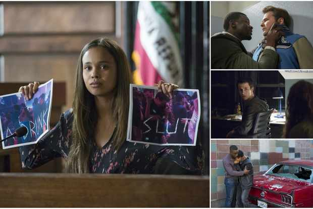 13 Reasons Why Season 2 First Look Jessica In Court Mr Porter