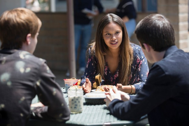 Jessica (Alisha Boe) in 13 Reasons Why season 2 (Netflix)