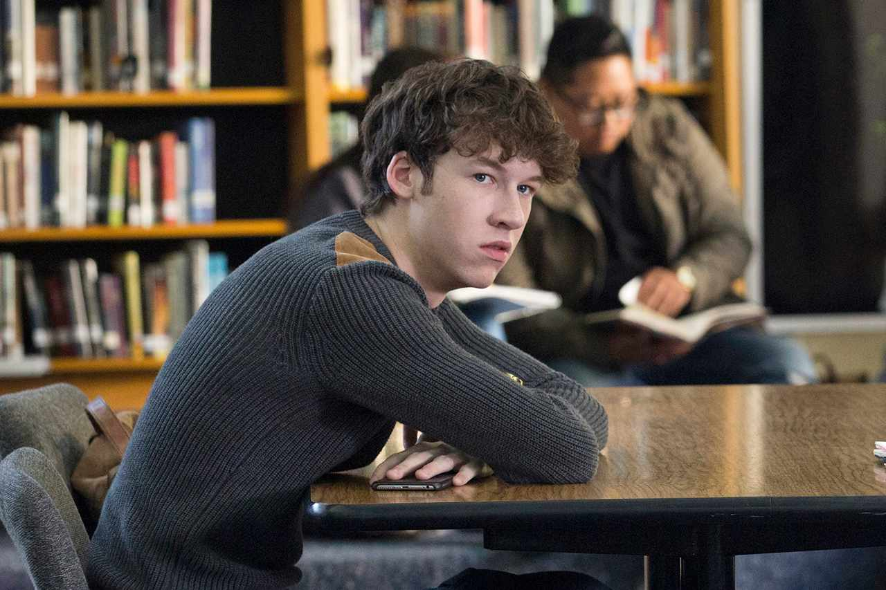 Tyler (Devin Druid) in 13 Reasons Why season two (Netflix)
