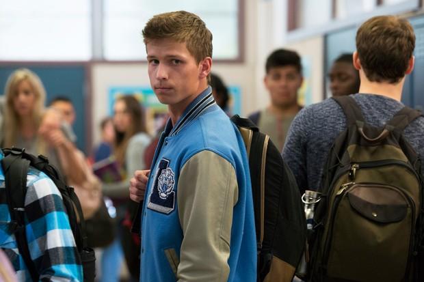 New 13 Reasons Why season 2 actor Brandon Butler (Netflix)