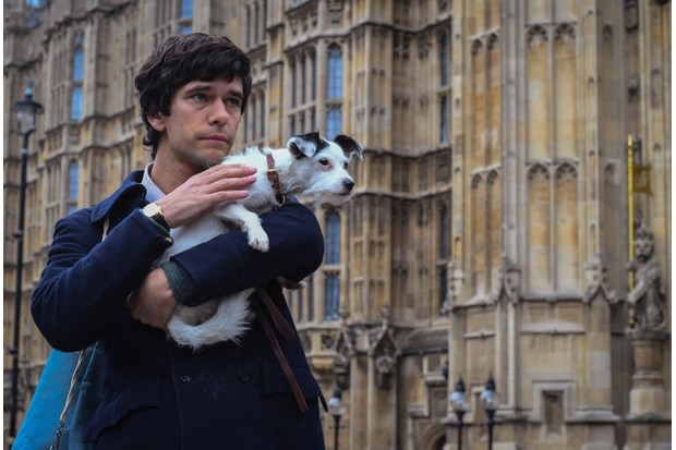 Ben Whishaw in A Very English Scandal (BBC, EH)