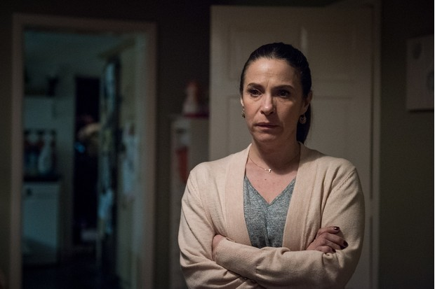 WARNING: Embargoed for publication until 00:00:01 on 22/05/2018 - Programme Name: Killed By My Debt - TX: n/a - Episode: Killed By My Debt (No. n/a) - Picture Shows: Tracey Rogers (JULIET COWAN) - (C) BBC - Photographer: Parisa Taghizadeh