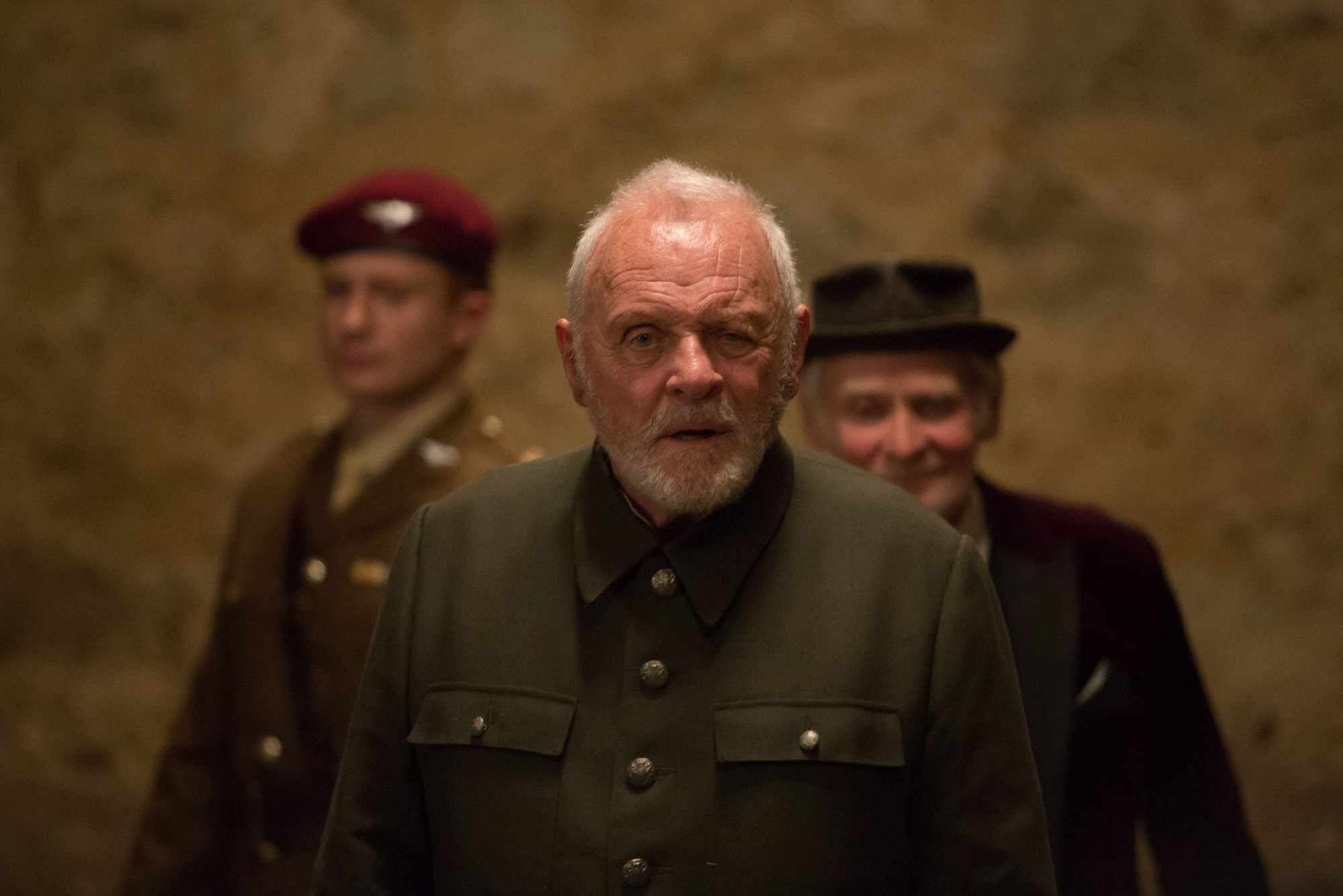Anthony Hopkins as King Lear in new BBC adaptation (BBC)