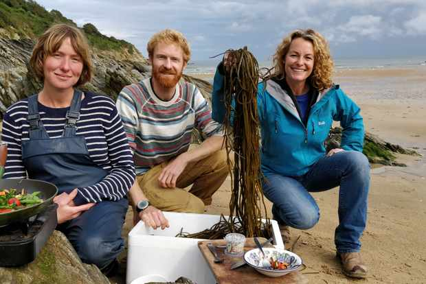 Back to the Land with Kate Humble S2