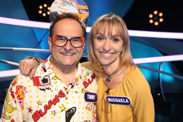 Pointless Celebrities: Timmy Mallett, Michaela Strachan