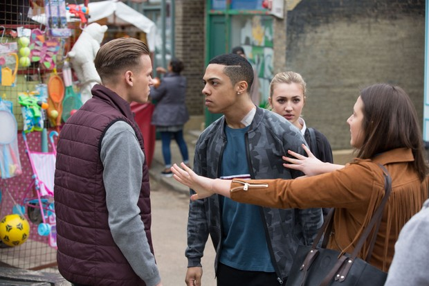 EastEnders - April-June 2018