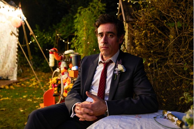 Stephen Mangan in The Split