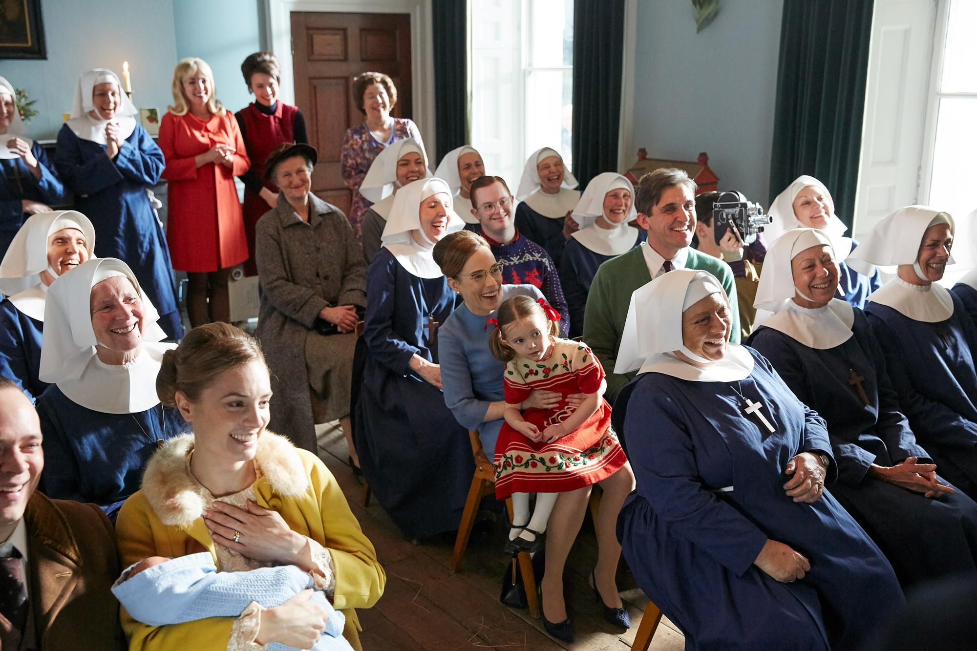 Call the Midwife (BBC/Neal Street Productions, EH)