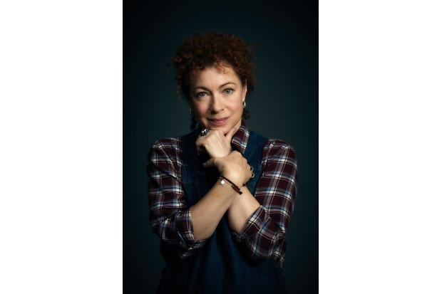 Alex Kingston in A Discovery of Witches (Sky One, HF)