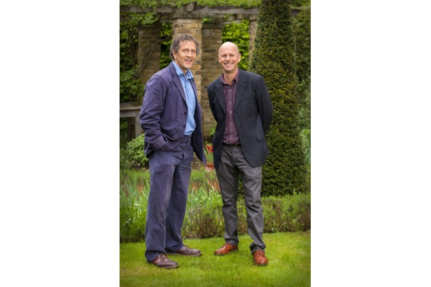 Monty Don, Joe Swift (BBC)