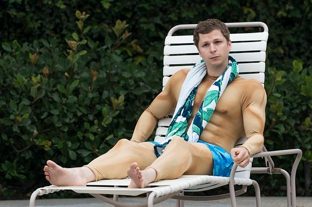 Michael Cera as George Michael Bluth in Arrested Development (Netflix, HF)