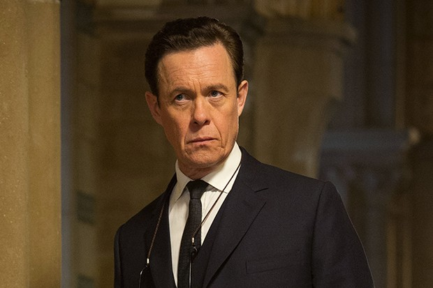 Alex Jennings plays Peter Bessell in A Very English Scandal