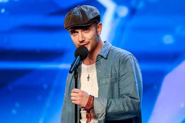 Britain's Got Talent Aleksandar Mileusnic