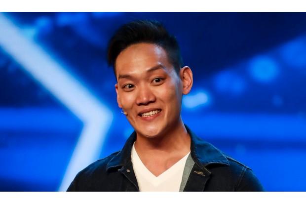 Britain's Got Talent Andrew Lee