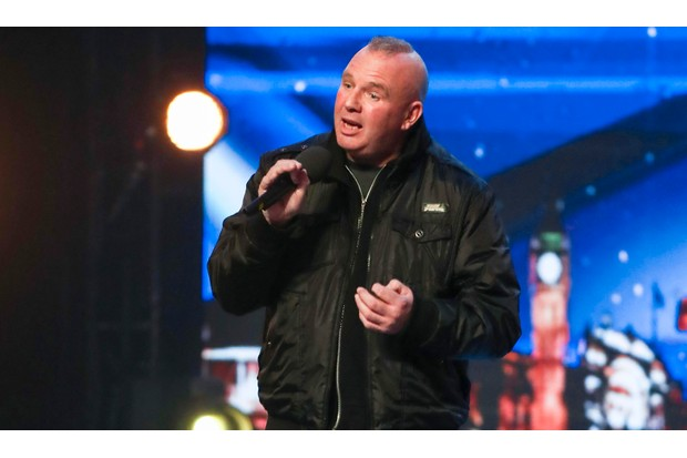 Britain's Got Talent Brian Howe