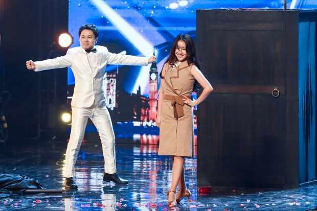 Britain's Got Talent Ellie and Jeki