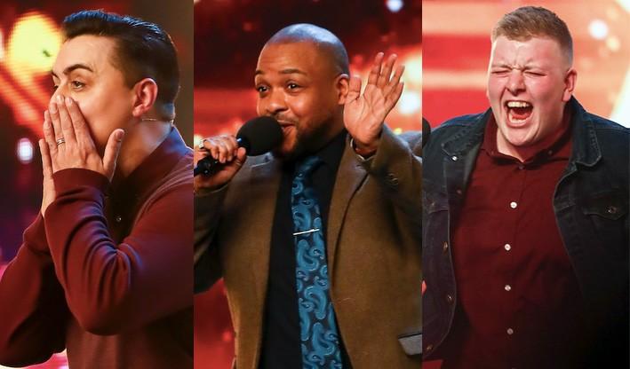 Britain's Got Talent Golden Buzzer acts 2018