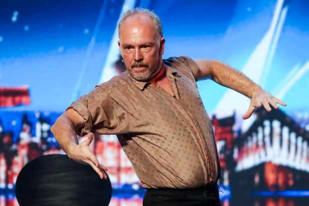 Britain's Got Talent Martin Cuthbertson