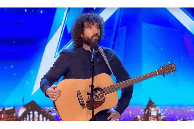 Britain's Got Talent Micky P Kerr