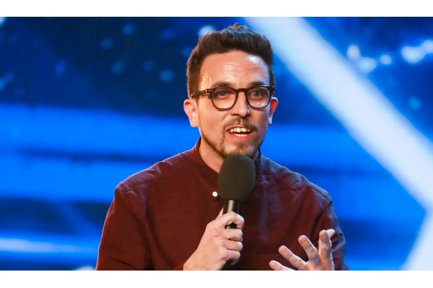 Britain's Got Talent Ross McGrane