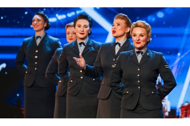 Britain's Got Talent The D-Day Darlings