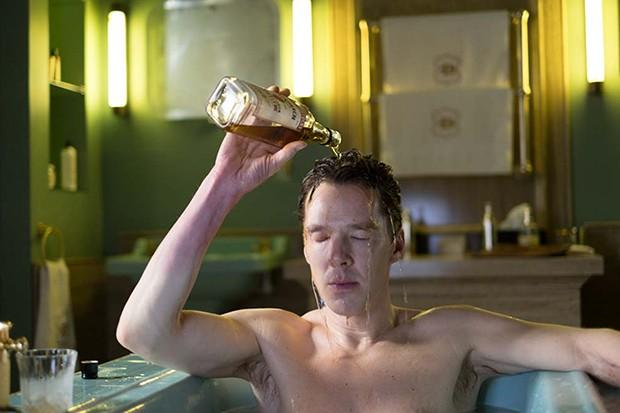 Benedict Cumberbatch plays Patrick Melrose
