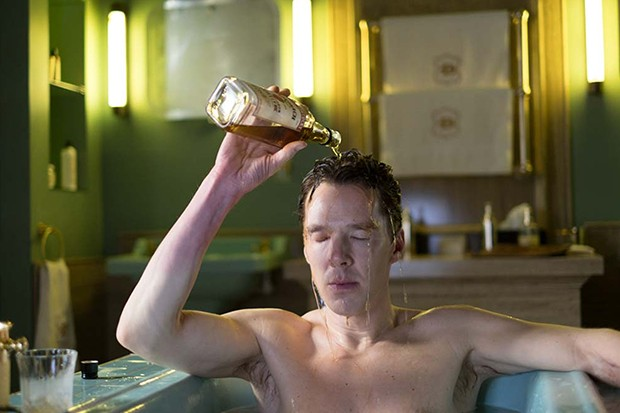 Benedict Cumberbatch plays Patrick Melrose